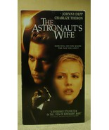 New Line The Astronaut's Wife VHS Movie  * Plas... - $4.69