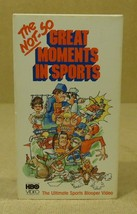HBO Video The Not So Great Moments In Sports VH... - $4.69