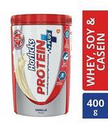 Horlicks Protein+ Health and Nutrition Drink - 400 g Pet Jar (Vanilla) - $20.00