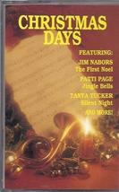 Christmas Days- Cassette - $5.00