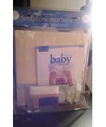 Simple Scrapbook Your Baby in a Weekend Kit NEW Stacey Julien Scrapbooking - $24.30