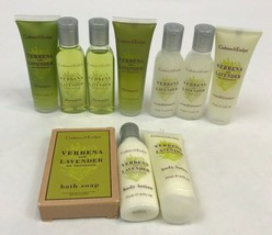 Crabtree And Evelyn Shampoo Soap Conditioner Lotion Lot 10 Travel 24ml .... - $19.79