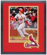 Allen Craig 2014 St. Louis Cardinals - 11 x 14 Team Logo Matted/Framed Photo - $43.55