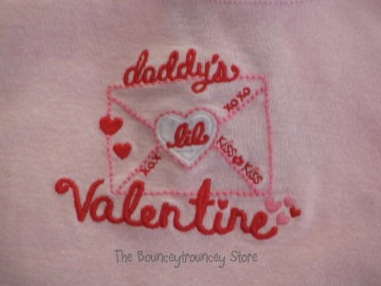 NEW Gymboree Valentine's Day Pink Top Sz 2 2T