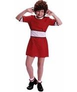 1726 (Large 14-16, Red) Child Orphan Annie Dress - $24.88