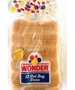 New England Style Hot Dog Rolls Hot Dog Buns Lo... - $24.00