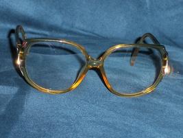 Christian Dior Eyeglass Frames Vintage Retro Gold Color Make into Sungla... - $59.97
