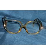 Christian Dior Eyeglass Frames Vintage Retro Go... - $59.97