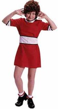 1726 (medium 10-12, Red) Child Orphan Annie Dress - $24.88