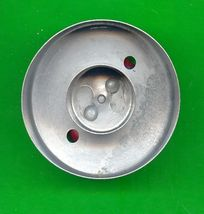 Vintage Metal/Aluminum Red Handle Doughnut Cutter - $4.00