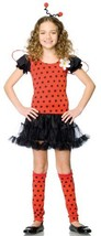 C48106 (X-Small) Lady Bug Daisy Costume by Leg Avenue - £14.47 GBP