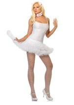 LA83609 (S/M, White) Petticoat Dress - $17.88