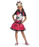 16871 (4-6X) Ladybug Costume Littlest Pet Shop - $22.88