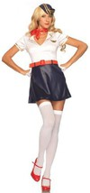 LA83665 (M/L) Retro Flight Attendant - $40.88