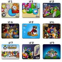 Club Penguin Cartoon Mousepad Mouse Pad Mouse Mat - $7.90