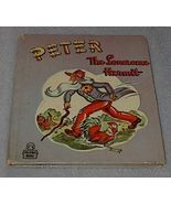 Tell A Tale Book  Peter the Lonesome Hermit 1948 Dorothea J. Snow - $9.95