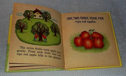 Children's Tell A Tale Book One Two Three