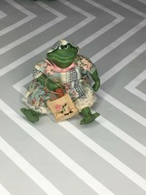 The Country Folks Fergie The Frog Russ Berrie 1994 - $14.85