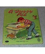 Children's Tell A Tale Book A Fuzzy Pet - $7.95