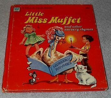 Tell A Tale Book Little Miss Muffet and other Nursery Rhyme