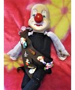 Clown Body and Clown Lapel Pins - $15.50
