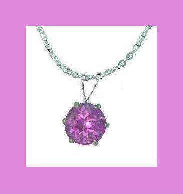 Amethyst necklace 2