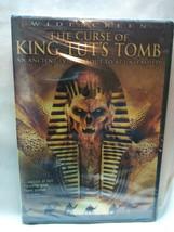 The Curse of King Tuts Tomb (DVD, 2006) New Sealed, Casper Van Dien, Mal... - $7.91
