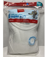 Hanes 6 Toddler Boys Tagless Super  Soft T Shirts New In Package - $12.59