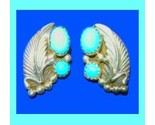 Turquoise ss indian earrings 3 thumb155 crop