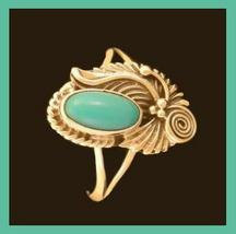 Turquoise indian ss ring 3 thumb200