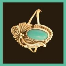 Turquoise indian ss ring 4 thumb200
