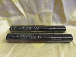 Avon Glazewear Liquid Lip Color Silver Glitz Lot Of 2 Rare $20 Value - $4.99