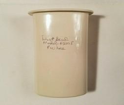 West Bend High Performance Model 6500 Food Processor Oem Part (Food Pusher Only) - $9.99