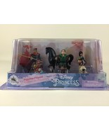 Disney Store Mulan PVC Figure Topper Play Set 6pc Sealed Disney Princess - $35.59
