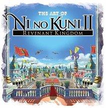 The Art of Ni no Kuni II: REVENANT KINGDOM [Hardcover] Titan Books - £16.77 GBP