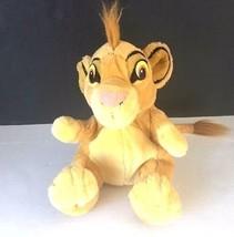 "Applause Disney Puppet 9"" Lion King Simba Plush Full Body Make Believe T... - $20.54"