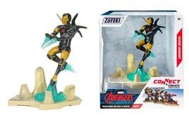 NEW SEALED 2020 Jazwares Zoteki Iron Man Black + Gold Marvel Diorama Figure - $74.54