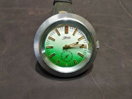 ZIM mens wrist watch vintage 15 Jewels 1960s Original USSR watch - $45.00