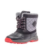 Carters Red & Black Boys Toddler Boots Sz 6 NWB - $19.79