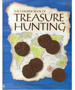 The Usborne Book of Treasure Hunting - $14.95