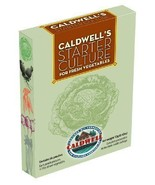 Caldwell Starter Culture for Fresh Vegetables, Box of 6 Packets - $25.73