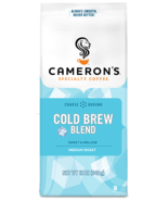 CAMERON'S COLD BREW BLEND COARSE GROUND SWEET AND MELLOW MEDIUM ROAST CO... - $16.18+