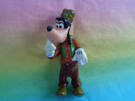 Disney Applause Miniature Goofy PVC Figure or Cake Topper - $2.23