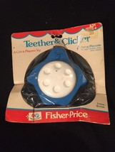 Fisher Price Penny Penguin Tub Toy Teether & Clicker #431 Vtg 1977 NEW O... - $28.01