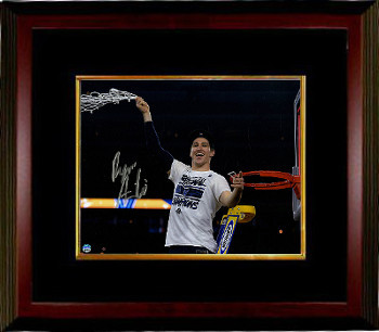 Ryan Arcidiacono signed Villanova Wildcats 8x10 Photo Custom Framed- Steiner Hol