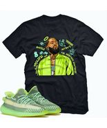Nipsey Forever Fly Tee Shirt to Match Yeezy Boost 350 V2 Yeezreel Sneakers NEW - $19.99 - $23.99