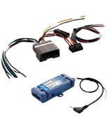PAC RP4-CH11 All-in-One Radio Replacement & Steering Wheel Control Inter... - $125.93