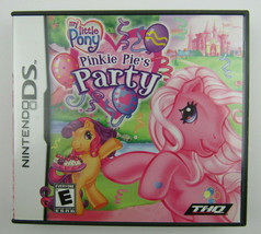 My Little Pony: Pinkie Pie's Party (Nintendo DS, 2008) Complete - $8.95