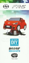 2013 Scion FR-S Shin Tanaka DIY PAPER SHAPERS brochure catalog US Toyota - $9.00