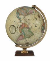 Carlyle 12 Inch Illuminated Desktop World Globe By Replogle Globes - $99.95
